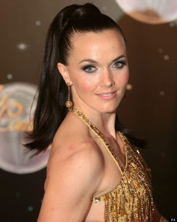 'Strictly Come Dancing' Star Victoria Pendleton Tells of Weight Loss Since London