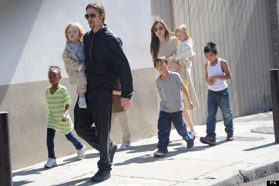 Angelina Jolie And Brad Pitt's Children, Vivienne, Pax And Zahara To Star In