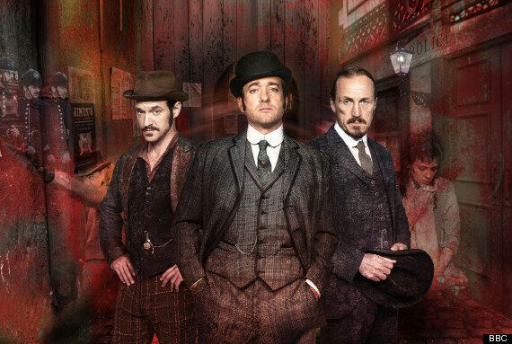 'Ripper Street' Series 2, Starring Matthew Macfadyen, Commissioned By