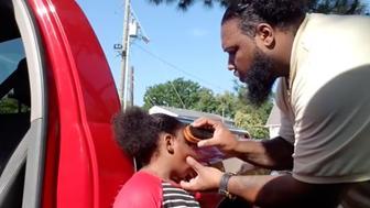 dads do hair