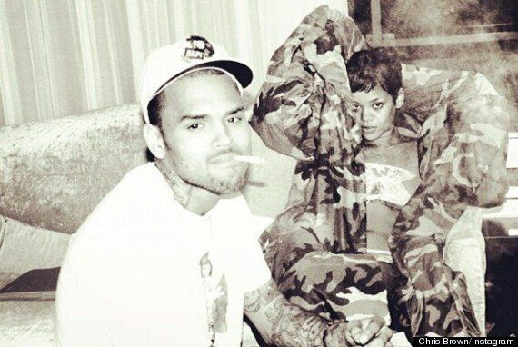 Rihanna Confirms Chris Brown Reunion In 'Rolling Stone'