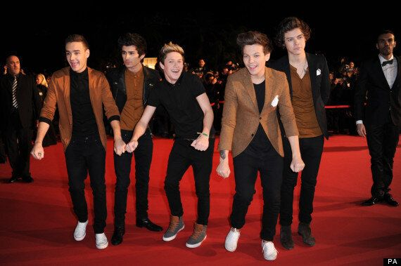 One Direction Mistaken For Other Boyband Westlife By Group Of African