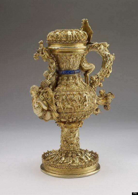 Gold And Silver Treasure Worth Millions Donated To Ashmolean