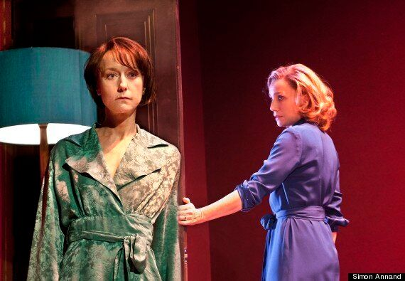 Old Times (REVIEW): Kristin Scott Thomas Stars In Harold Pinter's Play Of Memory And
