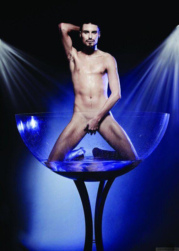 Rylan Clark Naked: 'Celeb Big Brother' Winner Strips To Raise Awareness Of Male Cancer