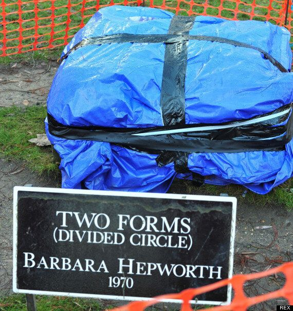 Artists Competing To Replace Stolen Barbara Hepworth Sculpture Told: 'Use Anything But