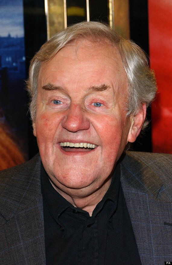'The Good Life' Star Richard Briers Reveals He Is Battling Emphysema After '500,000
