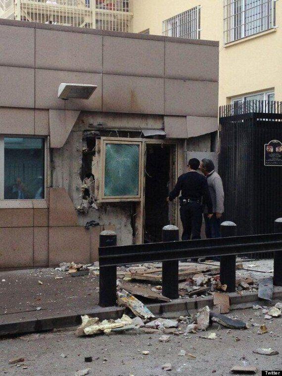 Ankara US Embassy 'Suicide' Blast Leaves Two Dead (VIDEO,