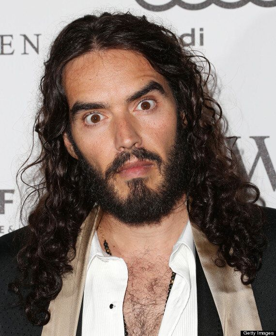 Russell Brand: 'I'm Not In A Relationship With Demi Moore... She's My Yoga