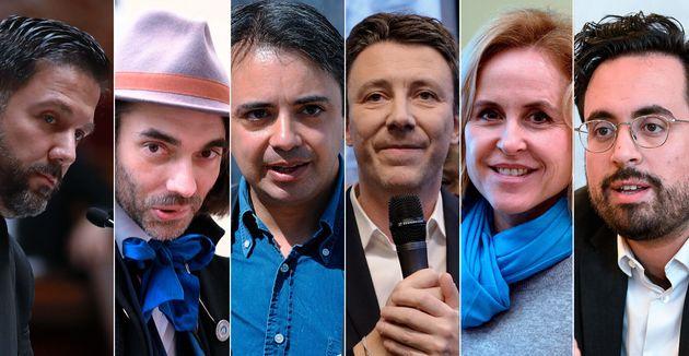 Pour l'heure, six candidats sont en lice pour décrocher la précieuse investiture LREM pour...