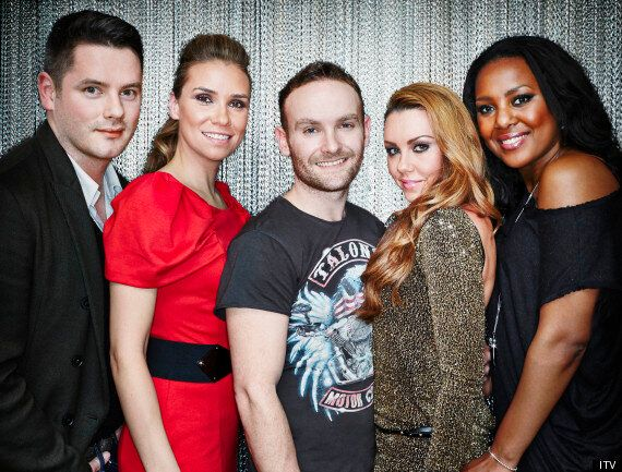 REVIEW: The Big Reunion - Tears, Tantrums And Egos For Liberty X, 5ive, Bew*tched, Honeyz And Atomic
