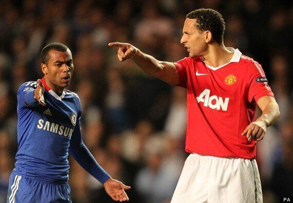 Rio Ferdinand To Shake Ashley Cole's Hand Before Chelsea Vs. Manchester