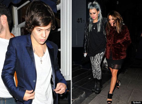 Harry Styles Birthday: One Directioner Celebrates 19th With Ex Caroline Flack