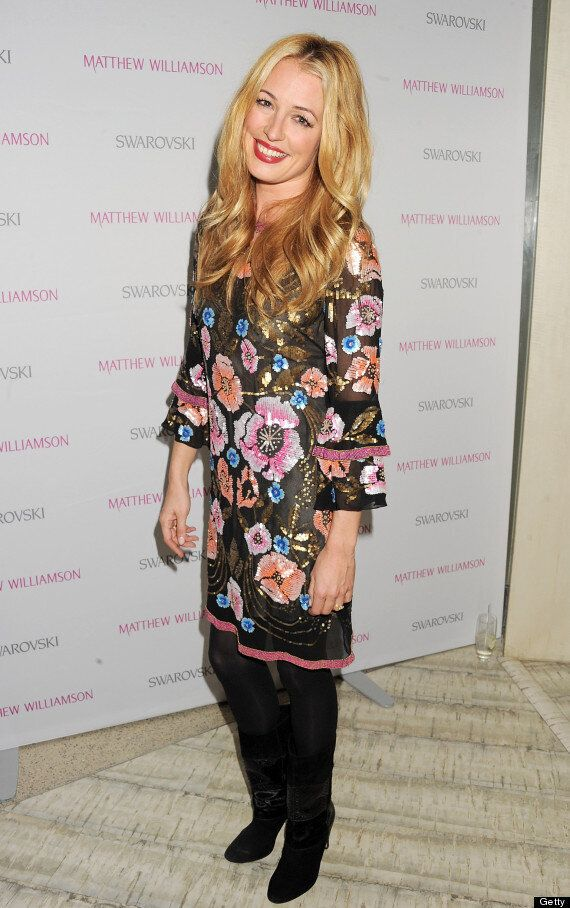Cat Deeley Flashes Her Wedding Ring At First Public Event Since Marrying Patrick Kielty