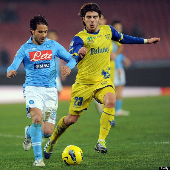 Napoli's Paolo Cannavaro And Gianluca Grava Investigated In Match-Fixing