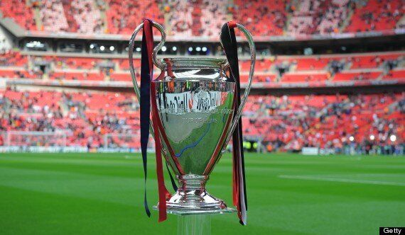 Champions League Tie Played In England Was