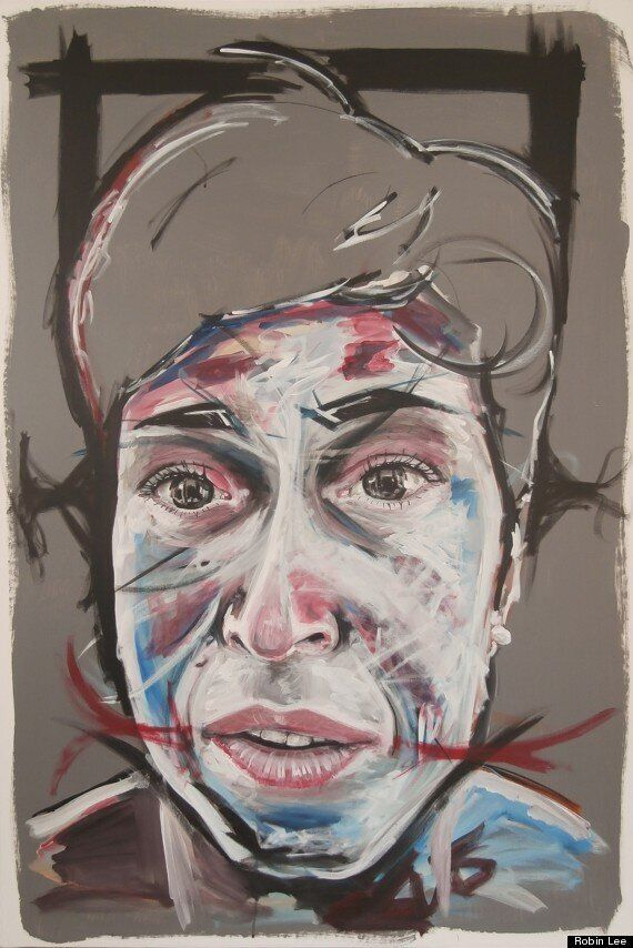 Robin Lee, The 'Honest' Portrait Painter, Set For London