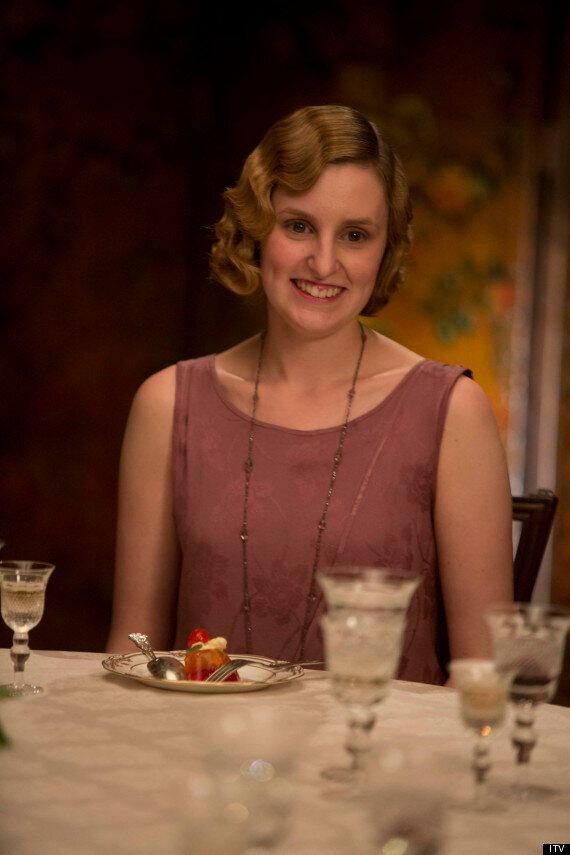 TV REVIEW: Downton Abbey - Doubting Thomas Steals The Show With Kissing