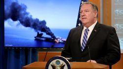 Οι ΗΠΑ κατηγορούν το Ιράν για τις επιθέσεις κατά τάνκερ στον Κόλπο του
