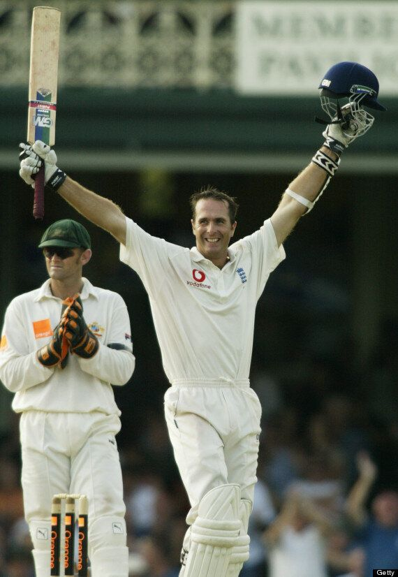 Happy Birthday Michael Vaughan, Here's His 183 At The SCG In 2003