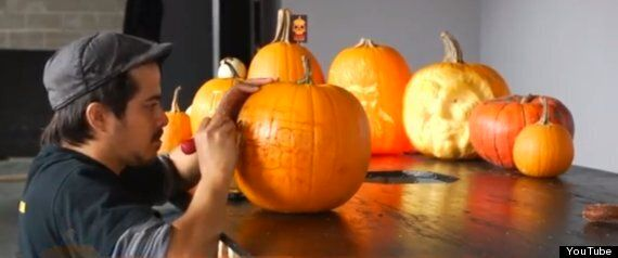 Halloween Pumpkin-Carving: 15 Great How-To