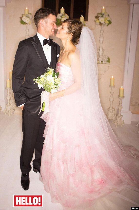 Justin Timberlake, Jessica Biel Wedding: Singer 'Reduced Grown Men To Tears' As He Serenaded