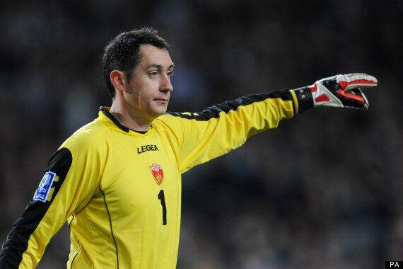 Debrecen Goalkeeper Vukašin Poleksić Denies