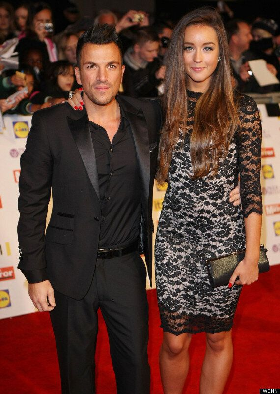 Peter Andre 'Wants Kids With New Girlfriend Emily