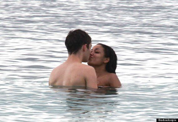 The Wanted's Nathan Sykes And Dionne Bromfield Go Public With Romance
