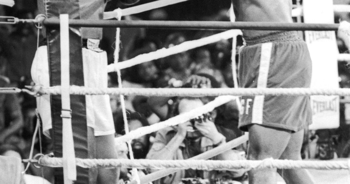Muhammad Ali Vs George Foreman In The Rumble In The Jungle Video  Huffpost Uk-1654