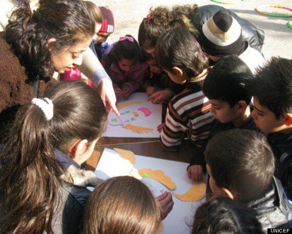 Children of Syria: Witnessing Pockets of Hope in the Midst of