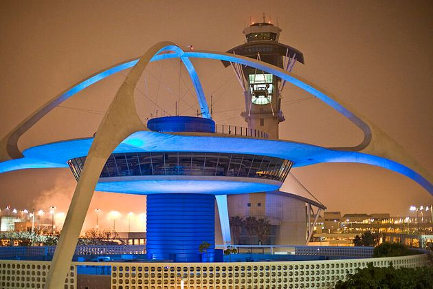 A Tale of Two Airports - LAX International Terminal Gets a Long Awaited