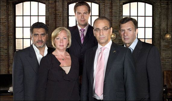Theo Paphitis Leaves Dragons' Den: 'I Am