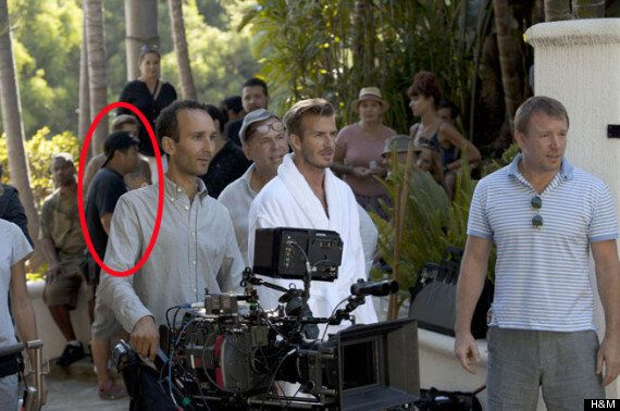 David Beckham H&M Underwear Ad: Can You Spot The Body Double? (PICS,