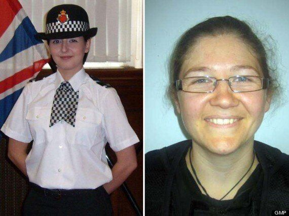 Pc Fiona Bone And Pc Nicola Hughes Families At Court For Dale Cregan Trial