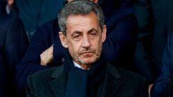 Une enquête ouverte contre Sarkozy pour usage de liquide en grosses