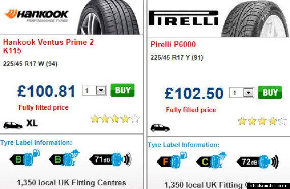 New Legislation Will Force Major Tyre Manufacturers To Speed Up