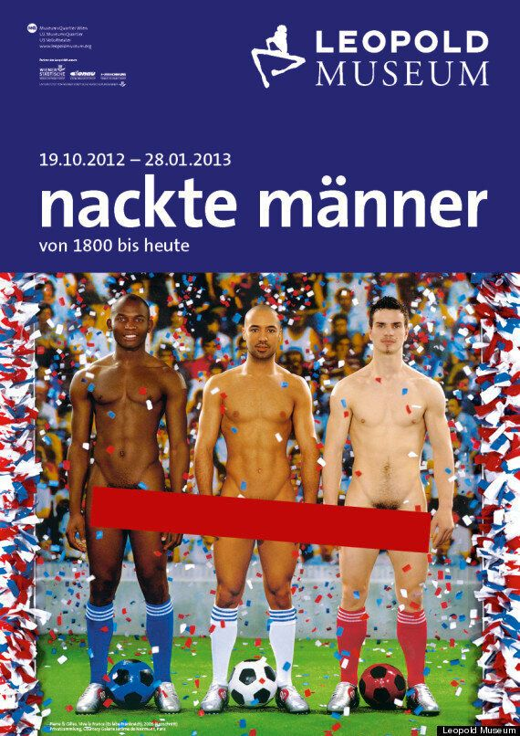 'Nude Males' Art Show At Leopold Museum Sparks Controversy: Then Sells Out...