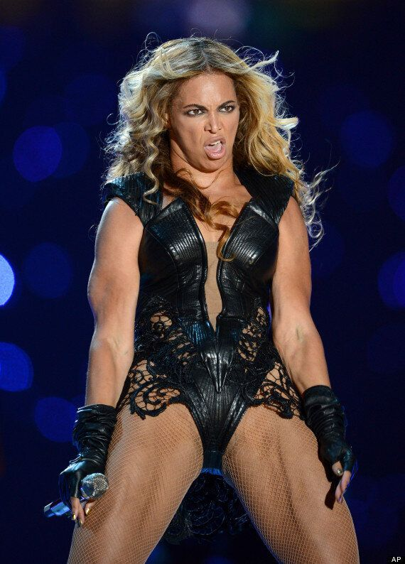 Pictures Of The Week: Beyonce's Worst Ever Picture, A Facial Reconstruction Of Richard III and HuffPostUK...