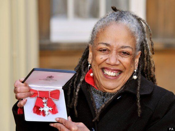 Dub Poet Jean 'Binta' Breeze Awarded