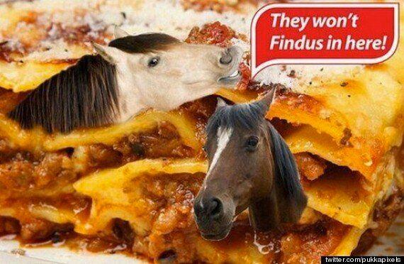 Horse Meat In Lasagne: Findus Mocked