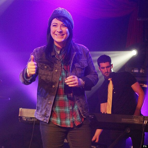 X Factor's Lucy Spraggan Thanks Fans After Leaving Show, Tulisa Speaks Of
