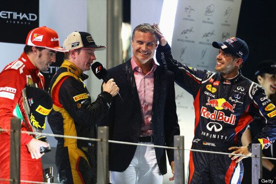 Sebastian Vettel And Kimi Raikonnen Swear On Abu Dhabi