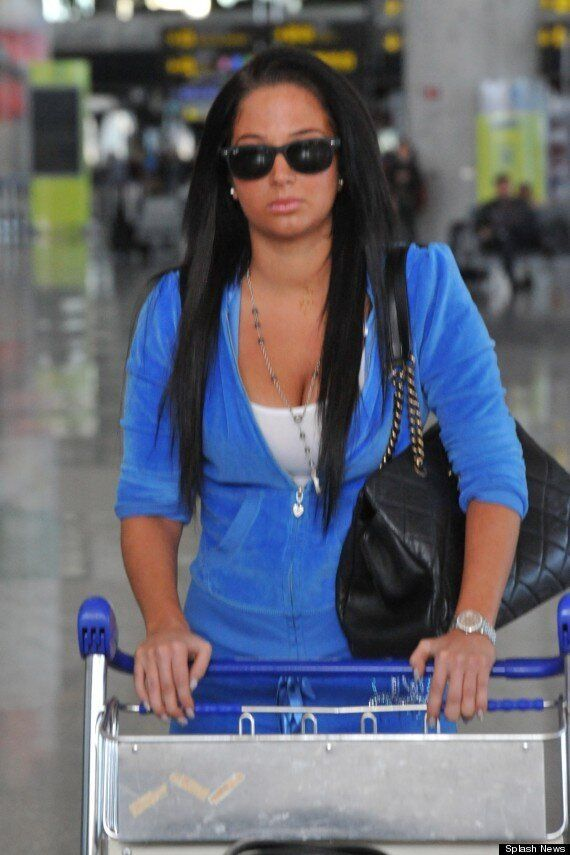 Tulisa Sues Will.i.am Over Scream And Shout Britney