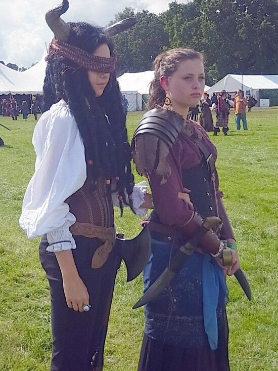 LARP: Fun for all the