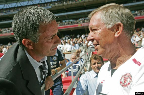José Mourinho Says Real Madrid-Manchester United Is 'The Match The World Is Waiting