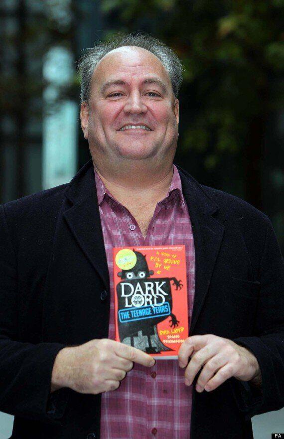 Jamie Thomson's Dark Lord: Teenage Years Beats David Walliams And Frank Cottrell Boyce To Win Roald Dahl...