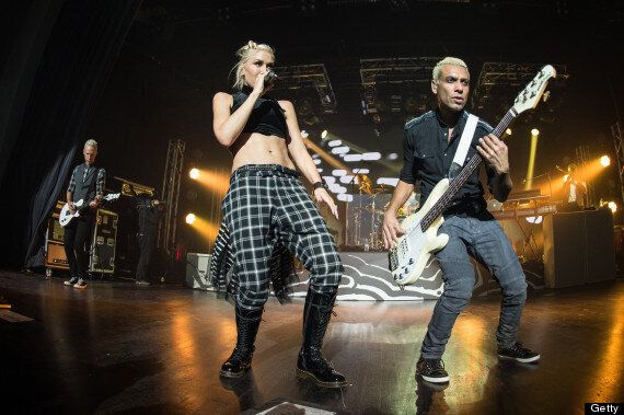 Concert Review: Gwen Stefani Defies The Years With An Energetic No Doubt Reunion Performance In