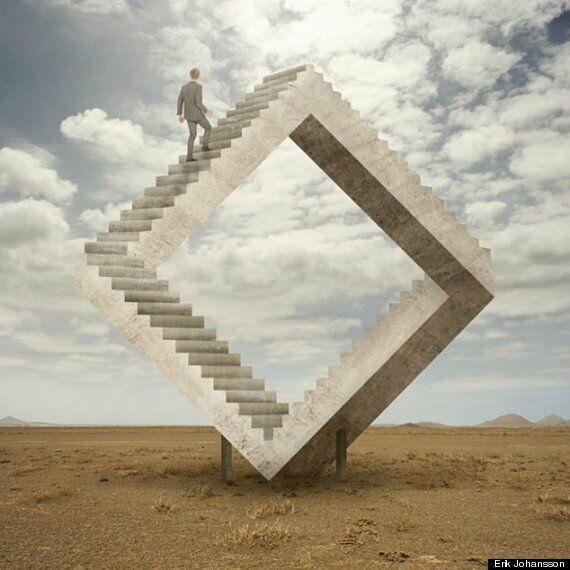 7 Mind-Bending Tributes To MC Escher, By Erik