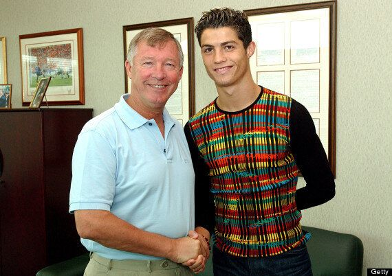 Real Madrid Vs Manchester United: Cristiano Ronaldo's Reds Career In